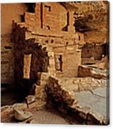 Balcony House, Mesa Verde Np, Co Canvas Print