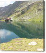 Balea Lake Canvas Print