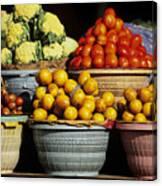 Bali Food Canvas Print