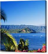 Bali Hai Canvas Print
