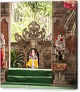 Bali Stage Canvas Print
