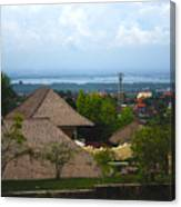 Bali V Canvas Print