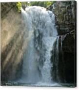 Bali Waterfalls Too Canvas Print