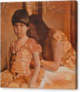 Ballarina Canvas Print