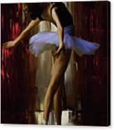 Ballerina 0xd09 Canvas Print