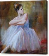 Ballerina E Canvas Print