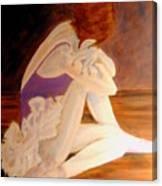 Ballerina04 - Acrylic Canvas Print