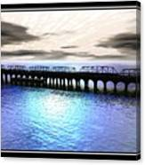 Ballester Bridge Canvas Print
