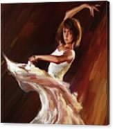 Ballet Dance 0706  Canvas Print