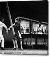 Ballet Fancy Free C1970 Canvas Print