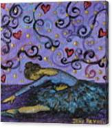 Ballet Magic Canvas Print