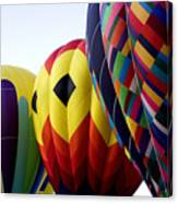 Balloon Color Canvas Print