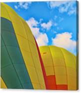 Balloon Fantasy 25 Canvas Print