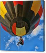 Balloon Fantasy 28 Canvas Print