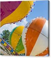 Balloon Fun Canvas Print
