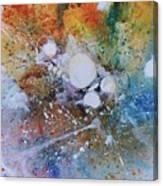Balls Of Light Canvas Print
