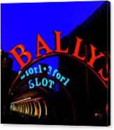 Ballys Early Morning Canvas Print