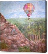 Baloon Canvas Print