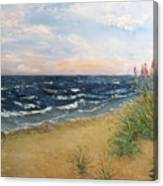 Baltic Coast Canvas Print