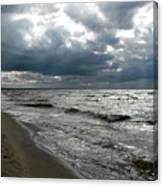 Baltic Sea 2017 Canvas Print