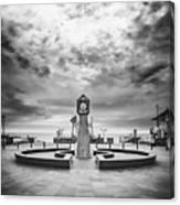 Baltic Sea Ruegen - Seaside Resort Binz Canvas Print