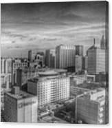 Baltimore Landscape - Bromo Seltzer Arts Tower Canvas Print