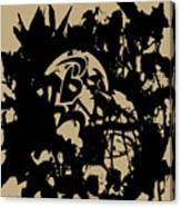 Baltimore Ravens 1a Canvas Print