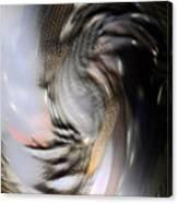 Bamaged Canvas Print