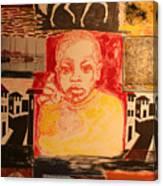 Bambino in Harlem Canvas Print