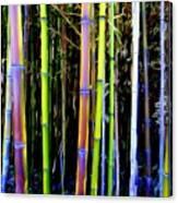 Bamboo Dreams #14 Canvas Print