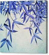 Bamboo Susurration Canvas Print