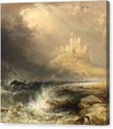 Bamborough Castle Canvas Print