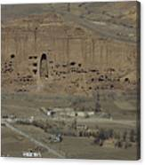 Bamiyan's Empty Alcoves Canvas Print