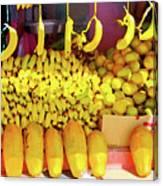 Bananas, Belize  Canvas Print