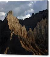 Bandlands National Park 3 Canvas Print