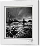 Bandon Beach 1 Canvas Print