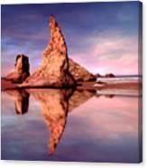 Bandon Reflections Canvas Print