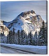 Banff Icefields Parkway Canvas Print