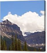 Banff National Park II Canvas Print
