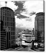 Bangkok Skies Canvas Print