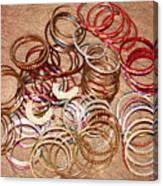 Bangles Canvas Print