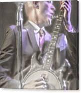 Banjo Jones Canvas Print