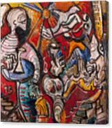 Banlo J Dwin  Canvas Print