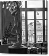 Banquet Room At The Musee D Orsay Canvas Print