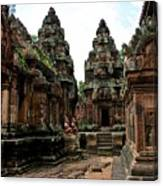 Banteay Srei Temple Canvas Print