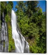 Banyumala Waterfall Canvas Print