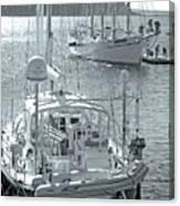 Bar Harbor Canvas Print