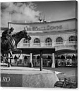 Barbaro Canvas Print