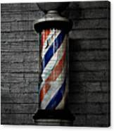 Barber Pole Blues  Canvas Print