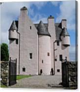 Barcaldine Castle Canvas Print